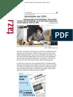 ARD-Doku über Schüler und Stasi_ Die Kindersoldaten der DDR