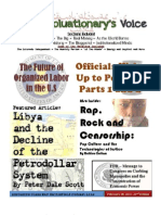 The Revolutionary's Voice - 23rd Edition (February 18th, 2012)