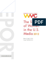 Status of Women in US Media (2012)