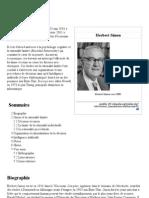 Herbert Simon - Wikipédia