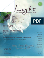 The Light - 2012 Spring Edition - CentersofLight.org