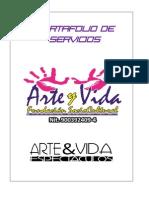 Portafolio Arteyvida