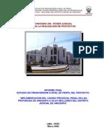 Informe Final Arequipa