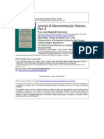 Molar Mass Control by Diethyl Zinc in The