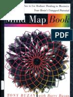 The Mind Map Book Tony Buzan 1