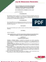to Ley de Almacenes