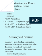 Numerical Methods Notes