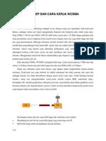 Konsep WCDMA(3G)