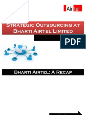 airtel it outsourcing