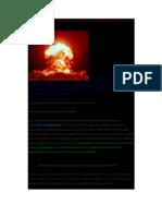 Cronología de la Tercera Guerra Mundial