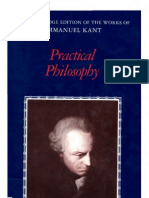 Kant Practical Philosophy