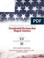 The Most Consequential Presidential Elections in U.S. History