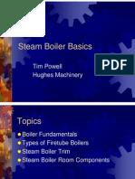 Steam Boiler Basics