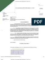 Sample Letter of Recommendation (LOR) for MS Admission - Format 5 - US's Blog