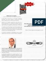 Libro - MIenta pero no engañe - Xavier Dominguez - Ganador del VICTORY AWARD 2012