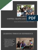 Coffee Crafts Culture
