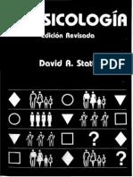 La psicología - Statt David