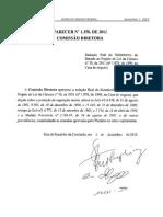 Substitutivo Do Senado - Codigo Florestal