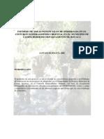 Informe Esmeraldas Campo Hermoso