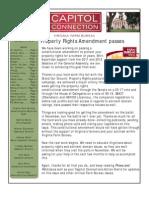 Farm Bureau Capitol Connections--Feb. 17, 2012