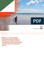 EDF Sustainability 2008