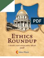 Ethics Roundup 2008