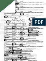 Examen Departamentel de Fisicoquimica 1 Udg