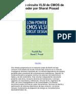 Diseño de circuito VLSI de CMOS de bajo poder por Sharat Prasad