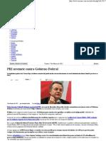 17-02-12 PRI Arremete Contra Gobierno Federal