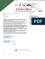 16-02-12 Auditoría Superior comprobó cobros irregulares de la CFE