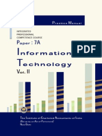 Information Technology Vol. II