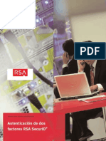 Factores RSA SecurID