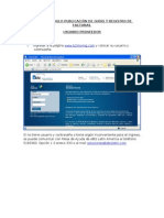 Manual Proveedor Pre Registro de Facturas