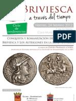 Cartel Conferencia Romanización