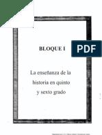 5 HISTORIA Y SU ENSEÑANZA II