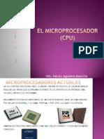 El microprocesador (CPU) 1