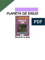 K. Le Guin, Ursula - Planeta de Exilio