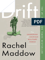 Drift by Rachel Maddow - Excerpt