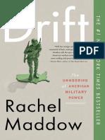 Drift by Rachel Maddow - Excerpt