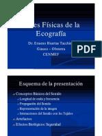 1 Bases Físicas de la Ecografía