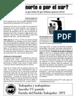 Boletín PPT Sobre Gasoducto