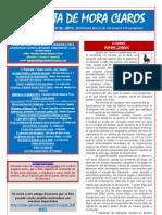 La Gazeta de Mora Claros nº 134 - 17012012.