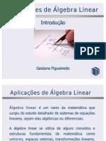 Aplicações de àlgebra