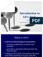 apa style cover sheet 6th edition