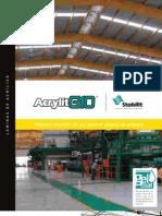 Laminado Plastico acrylit - Stabilit