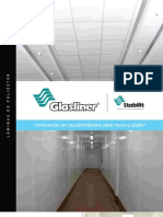Recubrimiento Glasliner - Stabilit