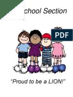 Clear Creek Elementary Student Handbook