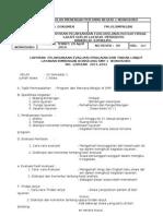 Laporan Pelaksanaan Evaluasi Penilaian Dan Tindak Lanjut Layanan Bimbingan Konseling Dan Smp 1 Wonosobo