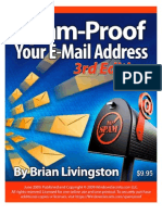 Spam Proof 3rd Edition