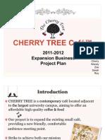 Cherry Tree Cafe Ppt